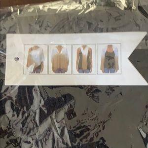 Ombré wrap/scarf/poncho